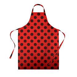 Фартук кулинарный Леди Баг: узор цвета 3D — фото 1