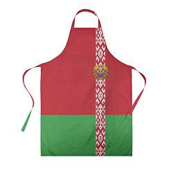 Фартук кулинарный Беларусь цвета 3D — фото 1