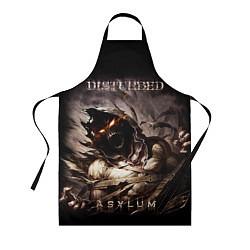 Фартук кулинарный Disturbed цвета 3D — фото 1