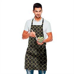 Фартук кулинарный Узор цвета 3D — фото 2
