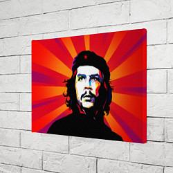 Холст прямоугольный Че Гевара цвета 3D-принт — фото 2