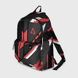 Рюкзак CS:GO Cyrex Pattern цвета 3D — фото 1