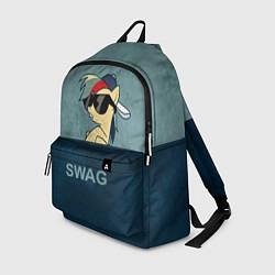 Рюкзак My SWAG Pony цвета 3D — фото 1
