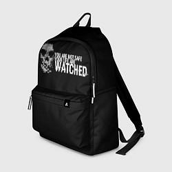 Рюкзак Watch Dogs 2 цвета 3D-принт — фото 1