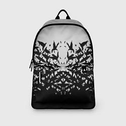 Рюкзак Птичий вихрь цвета 3D-принт — фото 2