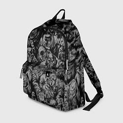 Рюкзак Zombie rush цвета 3D — фото 1