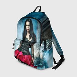 Рюкзак Evanescence цвета 3D-принт — фото 1