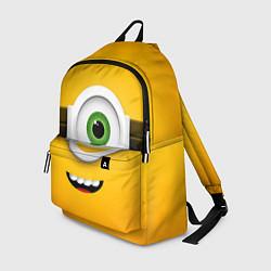 Рюкзак Я миньон цвета 3D-принт — фото 1