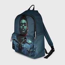 Рюкзак The Weeknd цвета 3D-принт — фото 1