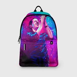 Рюкзак Chester Bennington: Colors цвета 3D-принт — фото 2