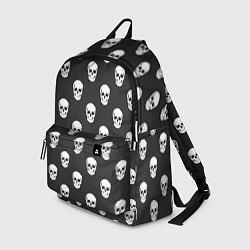 Рюкзак BFMV: Skulls цвета 3D-принт — фото 1
