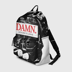 Рюкзак Damn Faith цвета 3D — фото 1