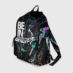 Рюкзак Be in brent цвета 3D — фото 1