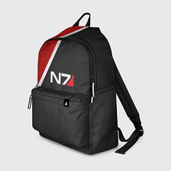 Рюкзак N7 Space цвета 3D-принт — фото 1