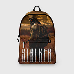 Рюкзак STALKER: Radiation цвета 3D-принт — фото 2