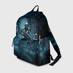 Рюкзак Halo wars цвета 3D — фото 1