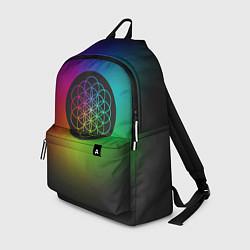 Рюкзак Coldplay Colour цвета 3D — фото 1