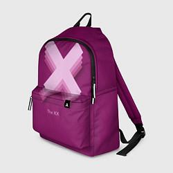 Рюкзак The XX: Purple цвета 3D-принт — фото 1