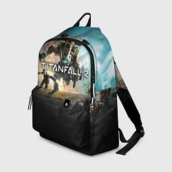 Рюкзак Titanfall Battle цвета 3D — фото 1