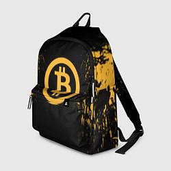 Рюкзак Bitcoin Master цвета 3D-принт — фото 1