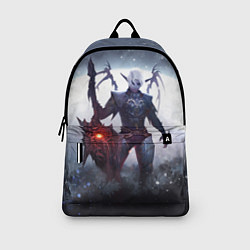 Рюкзак Dark Knight цвета 3D-принт — фото 2