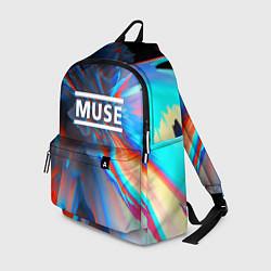 Рюкзак Muse: Colour Abstract цвета 3D — фото 1