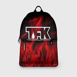 Рюкзак Thousand Foot Krutch: Red Flame цвета 3D — фото 2