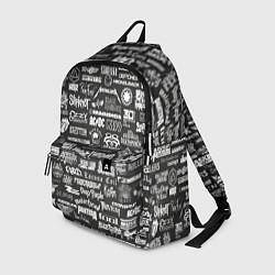 Рюкзак Rock Star цвета 3D — фото 1