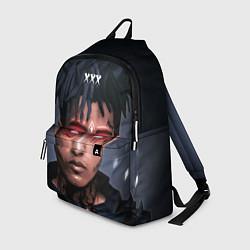 Рюкзак XXXTentacion Demon цвета 3D-принт — фото 1