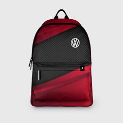 Рюкзак Volkswagen: Red Sport цвета 3D — фото 2
