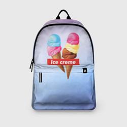 Рюкзак Ice Creme цвета 3D-принт — фото 2
