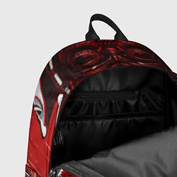Рюкзак Призрак в доспехах цвета 3D-принт — фото 2