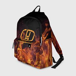 Рюкзак OOMPH! цвета 3D-принт — фото 1