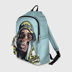 Рюкзак ASAP Rocky: Far East цвета 3D — фото 1