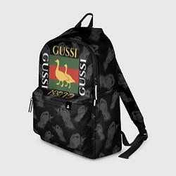 Городской рюкзак с принтом GUSSI Style, цвет: 3D, артикул: 10154656905601 — фото 1