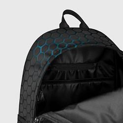 Рюкзак Team Liquid: Carbon Style цвета 3D-принт — фото 2
