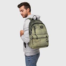 Рюкзак Breaking Benjamin цвета 3D — фото 2