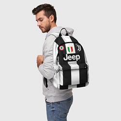 Рюкзак FC Juventus 18-19 цвета 3D — фото 2