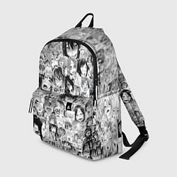 Рюкзак AHEGAO цвета 3D — фото 1