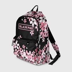 Рюкзак Black Pink: Pink Sakura цвета 3D — фото 1