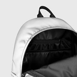 Рюкзак Don't Starve: WX-78 цвета 3D-принт — фото 2