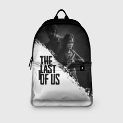 Рюкзак The Last of Us: White & Black цвета 3D — фото 2