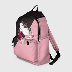 Рюкзак MONOKUMA X MONOMI цвета 3D-принт — фото 1