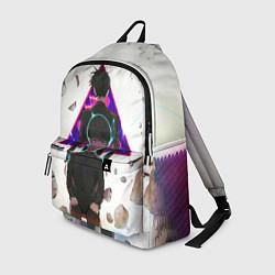Рюкзак Mob Psycho 100 цвета 3D — фото 1
