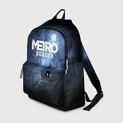 Рюкзак Metro Exodus: Dark Moon цвета 3D — фото 1