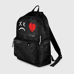 Рюкзак Lil Peep: RIP цвета 3D — фото 1