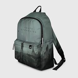 Рюкзак Death Stranding цвета 3D-принт — фото 1