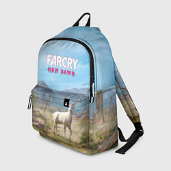 Рюкзак Far Cry: New Dawn цвета 3D-принт — фото 1