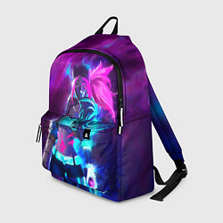 Рюкзак KDA Akali цвета 3D-принт — фото 1