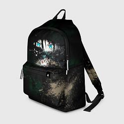Рюкзак Бездомный Бог цвета 3D-принт — фото 1